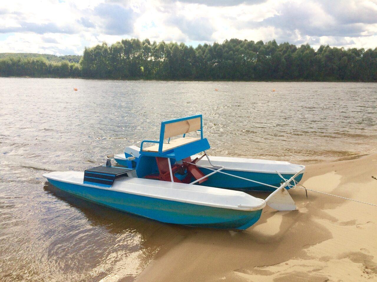стоимость прогулочных лодок
